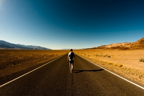 walking-alone-long-road